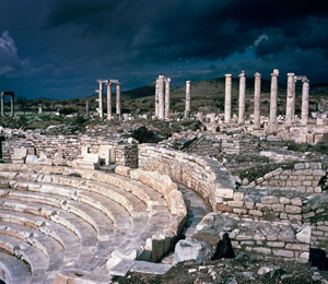 ancient cities in Anatolia